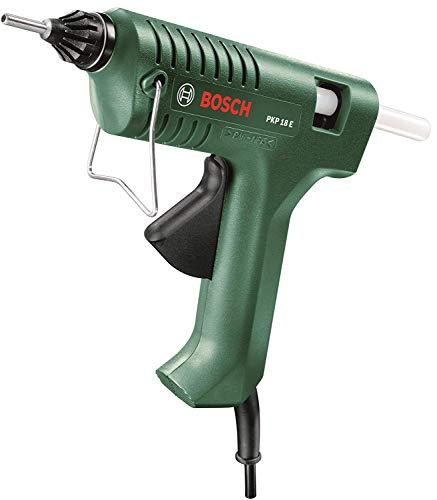 Bosch Klebepistole PKP 18 E (1x extralange Düse, 240 Volt)